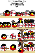 British Australia's Proclamation to the Aborigines
