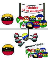 Tachiraball no es Venezuelaball