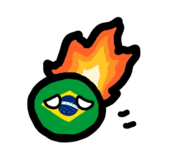 Brazil on fire were ded