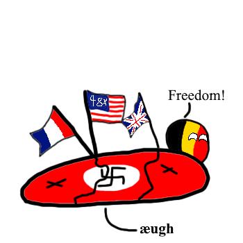 Liberation of Belgium