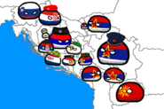 Yugoslav War (Polandball)