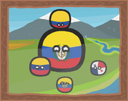 Great Colombia by Wograne