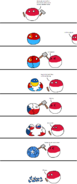 Ending communism