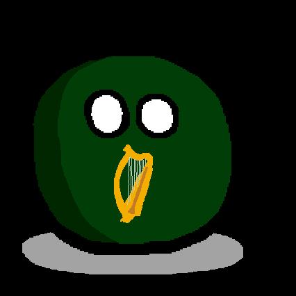 Confederate Irelandball