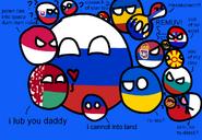 Slavic countryballs eta2002