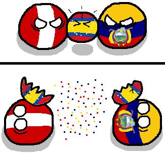 Ecuadorian-Peruvian War