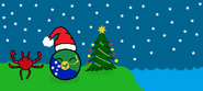 Christmas Island in Winter