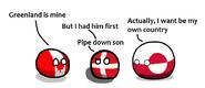 Greenland Is Mine