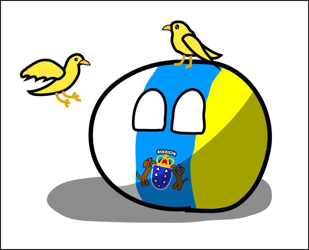 Canary Islandsball