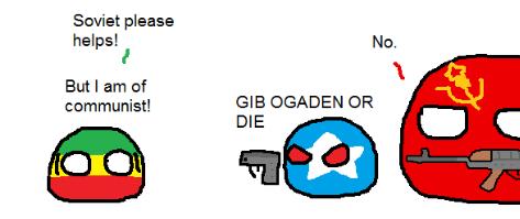 Ogaden War