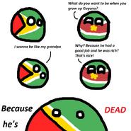 8. Nihilist Guyana