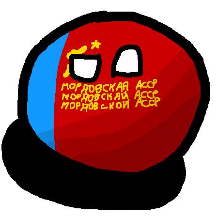 Mordovian ASSRball