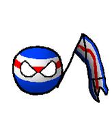 Allied occ. Germany ball form