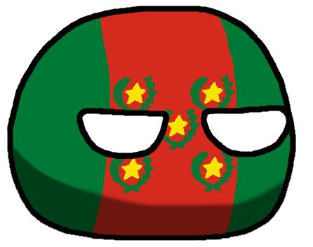 Bolivar Republicball