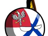 Congress Kingdom of Polandball