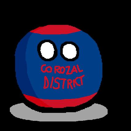 Corozal Districtball