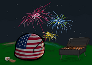 4th of July by Diictodom