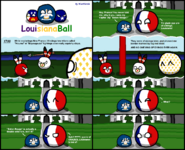 Polandball baton rouge by thasiloron-d7x99mg