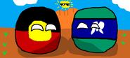 Aboriginal and Torres Strait Islands near Uluru