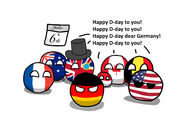 Happy D-Day to Germany