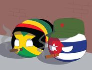 Jamaica and cuba