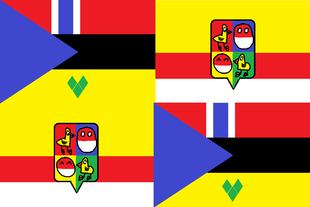 The great flag of the user Bresbeba