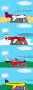 Countryball's Planes
