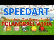 Valentines Day Group Photo SPEEDART (For Polandball Wikia)