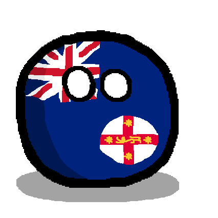 Colony of New South Walesball