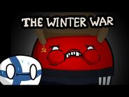 The Winter War - Story time - Countryballs