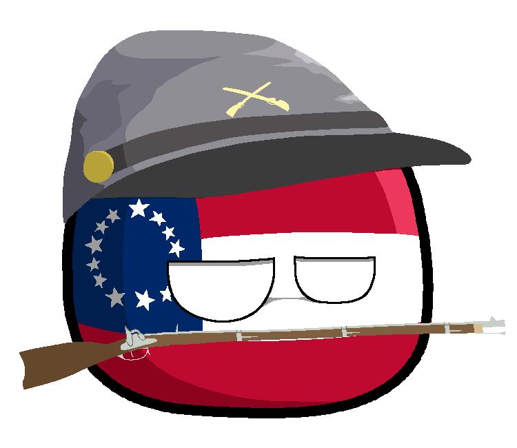 Confederate Arizonaball