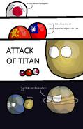 11. Attack on Titan
