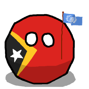United Nations Transitional Administration in East Timorball