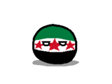 First Syrian Republicball