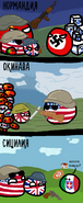 The fall of the axis powers by Fuzily