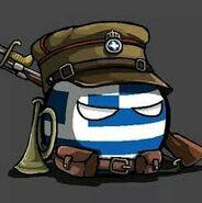 Greeceball Modern Military