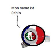 Pablo spy