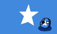 Somaliball (Countryball and Flag)