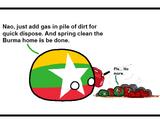Rohingya conflict