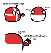 Lego is Anchluss