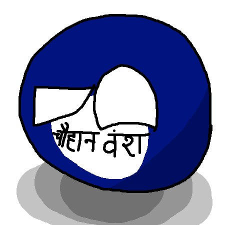 Chahamanas of Shakambhariball