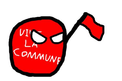 Paris Communeball