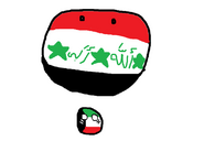 Ba'athist Iraqball