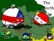 The North (Polandballart)