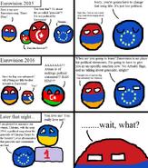 Politics and Eurovision