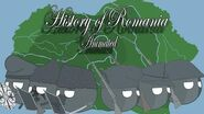 History of Romania Animated Countryballs