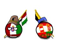Italian Kingdom X Austria Hungary