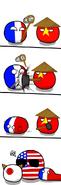 Vietnam vs França