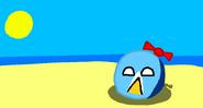 Saint Luciaball (by Xavier Animations)