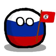 First Slovak Republicball